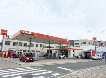 ENEOS広SS SuzukiCars広島広店併設の画像・写真