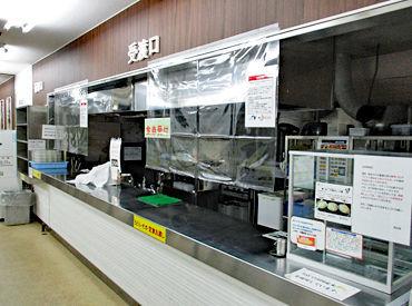 吉志パーキングエリア下り売店 ※NEXCO西日本グループの画像・写真
