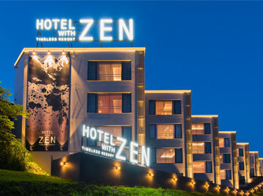 HOTEL WITH ZENの画像・写真