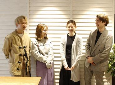 HAIR & MAKE EARTH 花小金井店の画像・写真