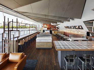 cafe&dining blue terminalの画像・写真