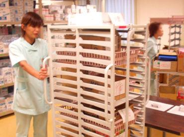 日本ステリ株式会社 都立 東部療育センター(ID:392)の画像・写真