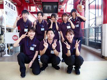 サノヤス・ライドサービス株式会社(勤務先 パレットタウン大観覧車)の画像・写真
