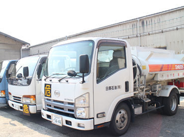 日興石油株式会社 産業燃料配送センターの画像・写真