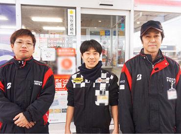 株式会社金沢エネルギー ※勤務地:セルフ魚津アピタ前SSの画像・写真