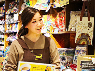 カルディコーヒーファーム イオンモール鳥取北店の画像・写真