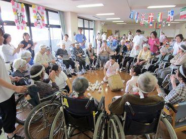 株式会社ユニマットスタッフカンパニー ※紹介先:介護老人保健施設杏の里/JP001233の画像・写真