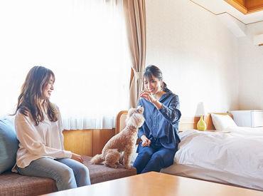 ペット&スパホテル伊豆高原の画像・写真