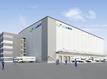 名糖運輸株式会社の画像・写真