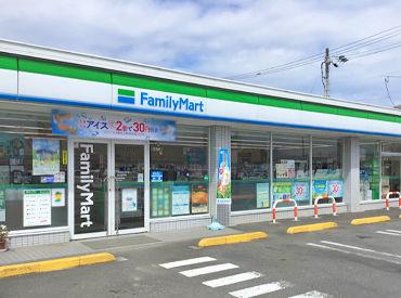 ファミリーマート松山余戸店の画像・写真