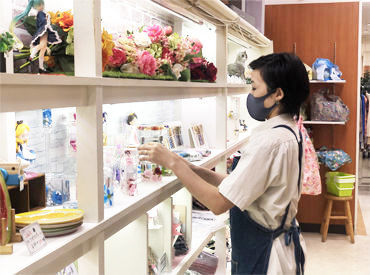 レンタルボックス雑貨店 ふりまるの画像・写真