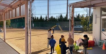 株式会社テノ.サポート 大阪支店(勤務地:兵庫中央病院うえの保育園)の画像・写真