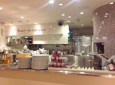 カプリチョーザ アトレ大森店の画像・写真