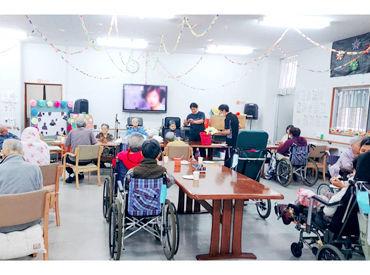 デイサービスセンター聖紫花の画像・写真