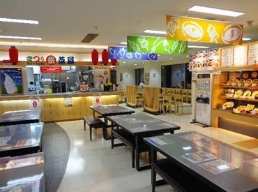 株式会社京阪レストラン(勤務地:泉大津パーキングエリア)の画像・写真