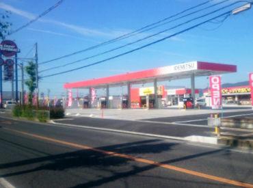 株式会社西日本エネルギー ※勤務地:スーパーセルフ橿原十市SSの画像・写真