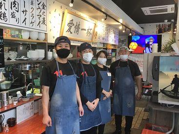 中華食堂 金之麦飯店の画像・写真