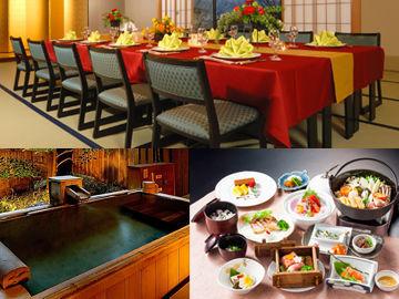 甲府・湯村温泉 松の緑園 常磐ホテルの画像・写真
