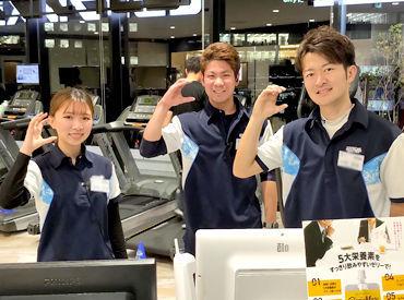 セントラルスポーツジムスタ サクラマチ熊本の画像・写真