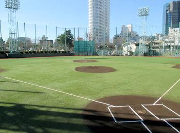 株式会社ピーウォッシュ(青山運動場)の画像・写真