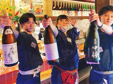 地酒と漁火の火人粋 泉崎店の画像・写真