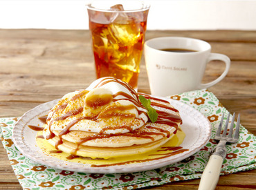 CAFFE SOLARE(カフェソラーレ) アリオ亀有店の画像・写真