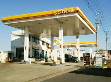 出光昭和シェル石油 厚木インターSS (002)の画像・写真